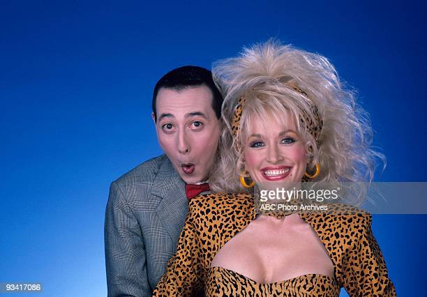 DOLLY Season One 9/27/87 Guest star Paul Reubens Dolly Parton