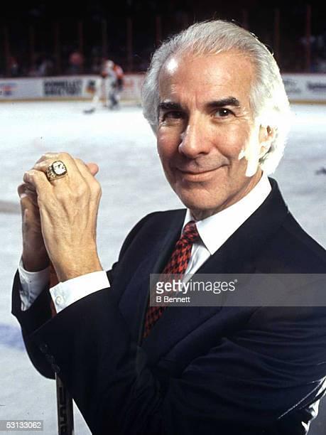 Philadelphia Flyers owner Ed Snider