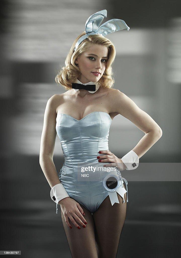 Pilot Pictured Amber Heard as Maureen