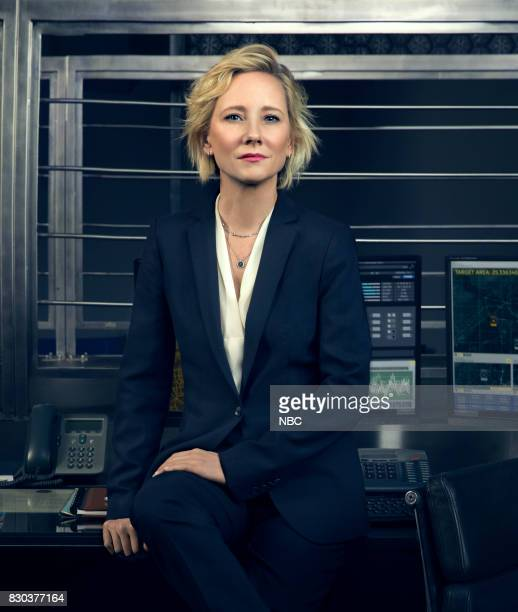 Pilot Pictured Anne Heche as Patricia Campbell