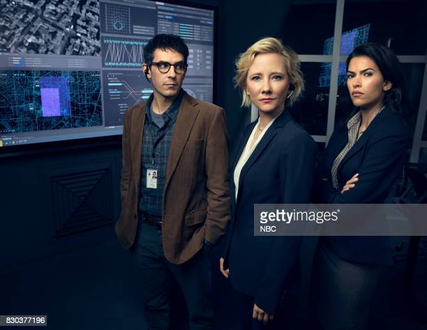 Pilot Pictured Tate Ellington as Noah Morgenthau Anne Heche as Patricia Campbell Sofia Pernas as Hannah Rivera