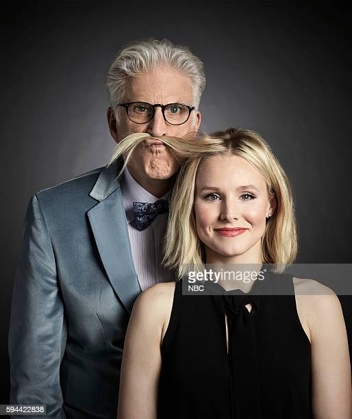 Pilot Pictured Ted Danson as Michael Kristen Bell as Eleanor
