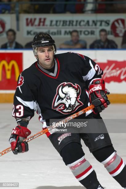 Player Chris Drury of the Buffalo Sabres