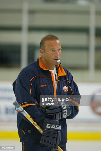 New York Islanders Coach