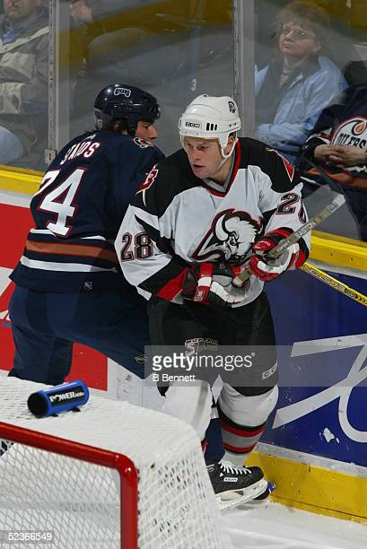 Player Jason Botterill of the Buffalo Sabres
