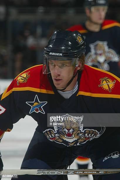 Player Ryan Johnson of the Florida Panthers