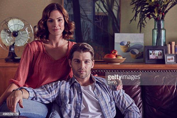 1 Pictured Daisy Betts as Ellie Mike Vogel as Ricky Stormgren