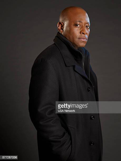 1 Pictured Omar Epps as Isaac Johnson
