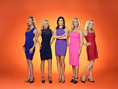 10 Pictured Shannon Beador Tamra Judge Heather Dubrow Vicki Gunvalson Meghan Edmonds
