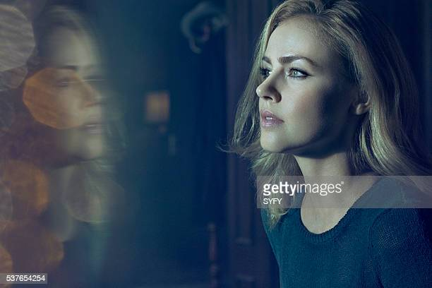 2 Pictured Amanda Schull as Cassandra Railly