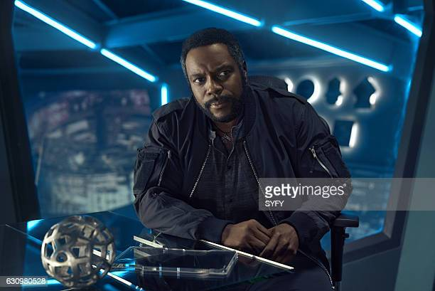 2 Pictured Chad Coleman as Fred Johnson