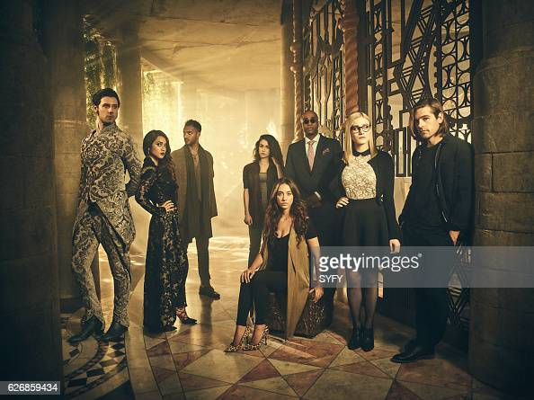2 Pictured Hale Appleman as Eliot Summer Bishil as Margo Arjun Gupta as Penny Jade Tailor as Kady Stella Maeve as Julia Rick Worthy as Dean Fogg...