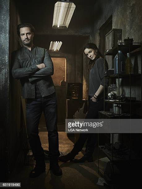 2 Pictured Josh Holloway as Will Bowman Sarah Wayne Callies as Katie Bowman