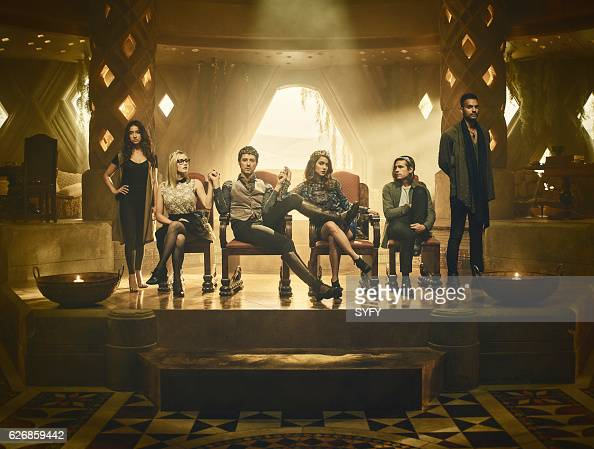 2 Pictured Stella Maeve as Julia Olivia Taylor Dudley as Alice Hale Appleman as Eliot Summer Bishil as Margo Jason Ralph as Quentin Arjun Gupta as...