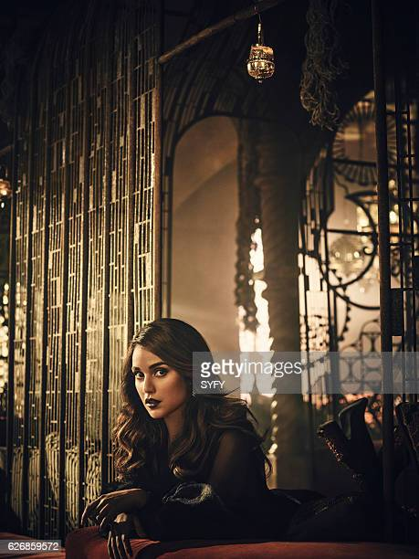 2 Pictured Summer Bishil as Margo
