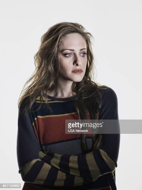 3 Pictured Carly Chaikin as Darlene