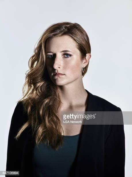 3 Pictured Grace Gummer as Dominique 'Dom' DiPierro