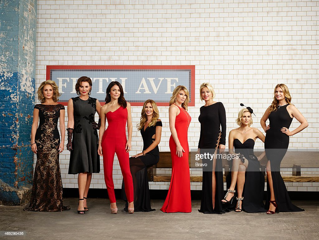 """Bravo's """"The Real Housewives of New York City"""" - Season 7"""