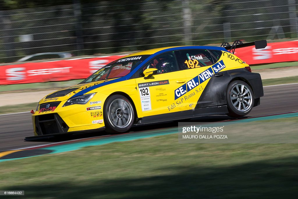 Seat Leon Cup Racer : Stock Photo