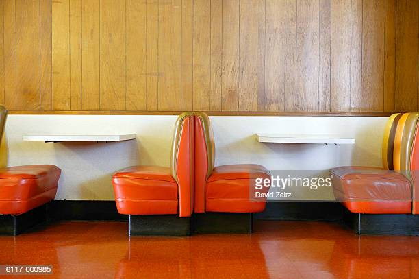 Seating at a Bowling Alley