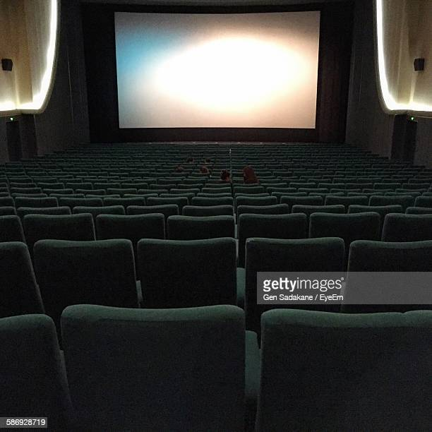 Seats In Movie Theater At Uci Kinowelt Colosseum