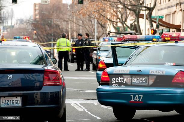 Seattle Polizei