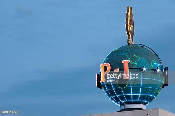Seattle Post Intelligencer globe