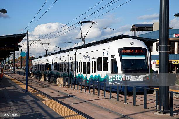 Seattle sound transit light rail system