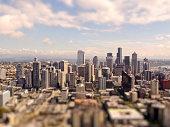 Seattle tilt shift