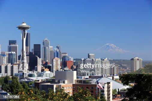 'Seattle, WA'