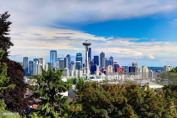 シアトル、ワシントン州