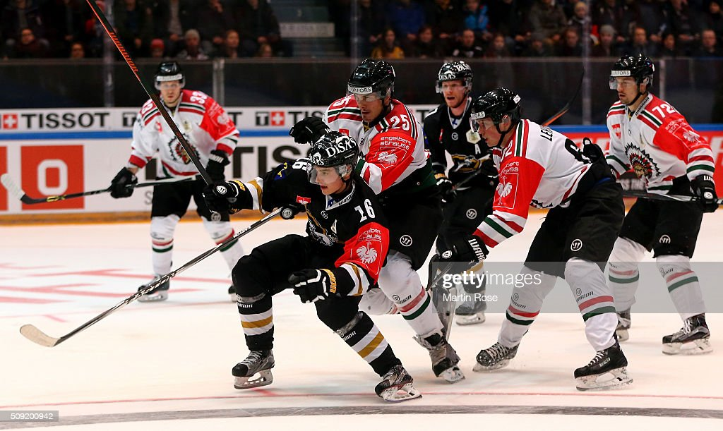 Karpat Oulu v Frolunda Gothenburg  - Champions Hockey League Final