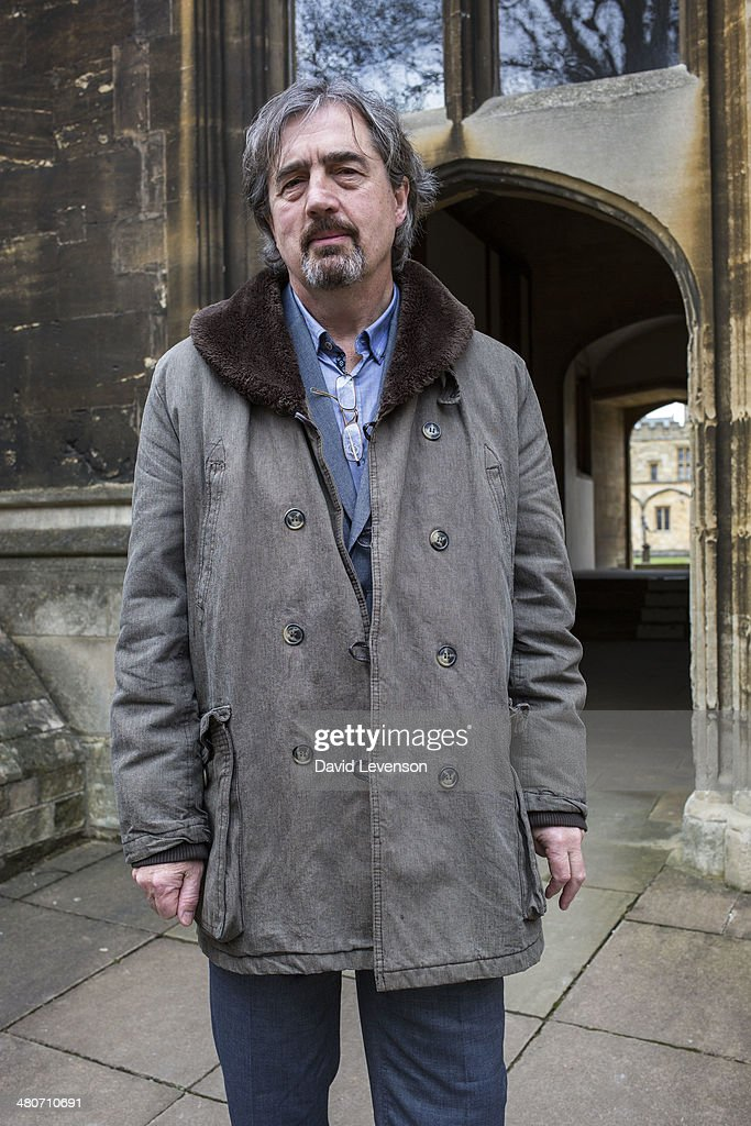 Sebastian Barry, award winning Irish novelist, on Day 5 of the FT Weekend Oxford Literary Festival on March 26, 2014 in Oxford, England.