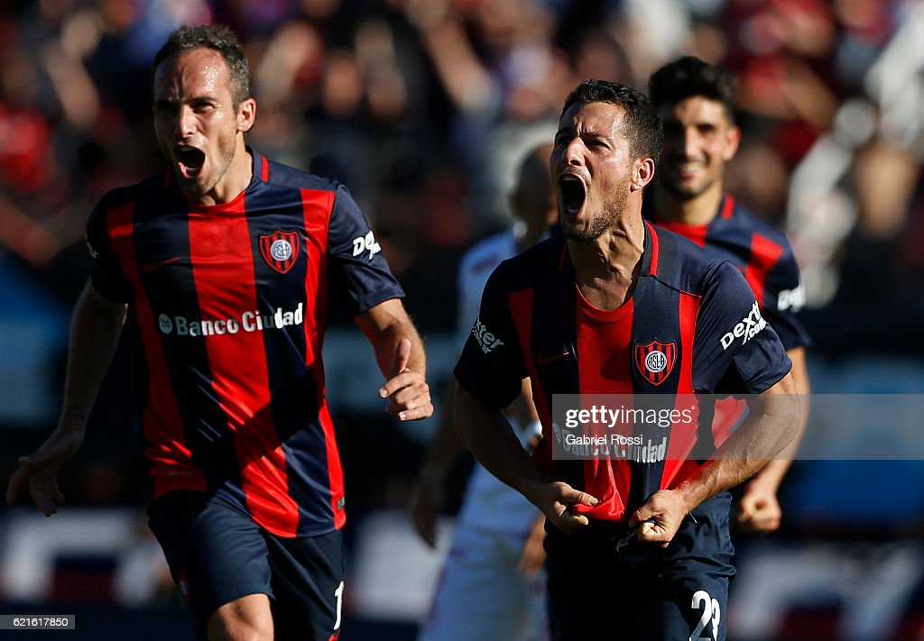 San Lorenzo v Huracan - Torneo Primera Division 2016/17