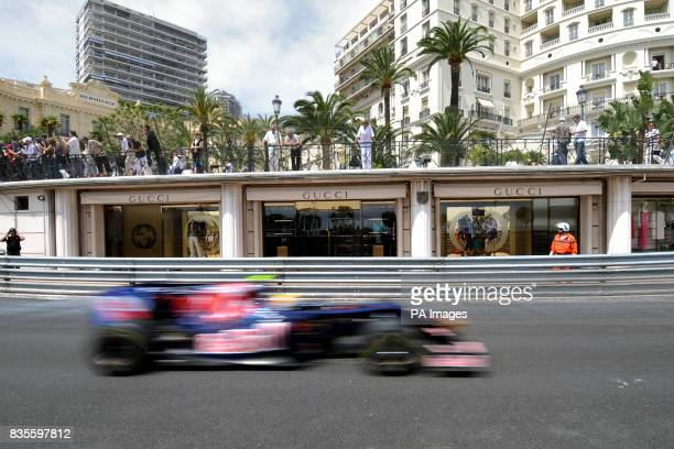 Sebastian Buemi Toro Rosso