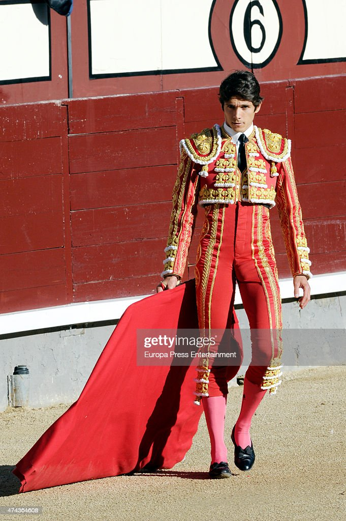 King Juan Carlos and Princess Elena Attend Bullfighting In Madrid