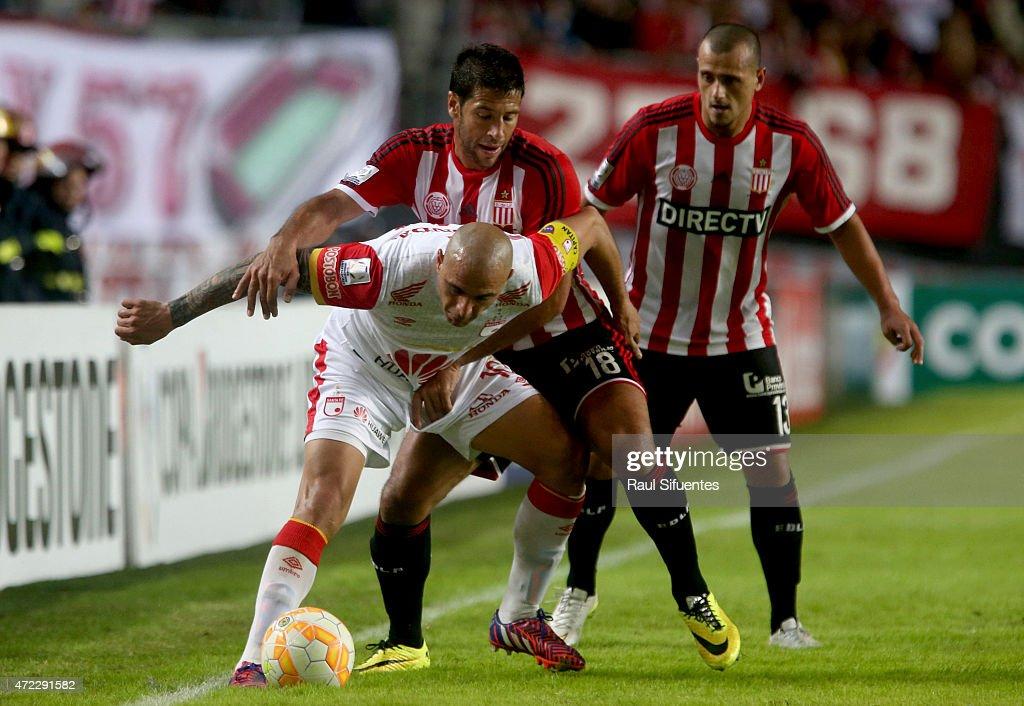 Estudiantes v Independiente Santa Fe - Copa Bridgestone Libertadores 2015