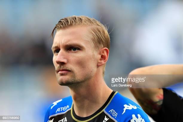 Sebastian Eriksson of IFK Goteborg during the Allsvenskan match between IFK Norrkoping and IFK Goteborg on June 4 2017 at Ostgotaporten in Norrkoping...
