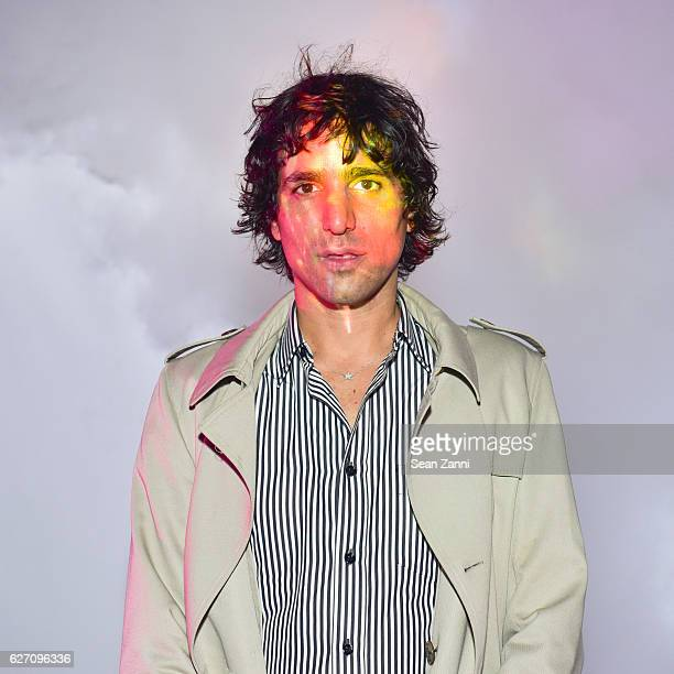 Sebastian Faena attends Artsy and SoundCloud Present Collective Reality at The Faena Art Dome on November 30 2016 in Miami Beach Florida