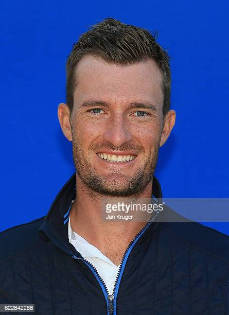Sebastian Heisele of Germany during the first round of the European Tour qualifying school final stage at PGA Catalunya Resort on November 12 2016 in...