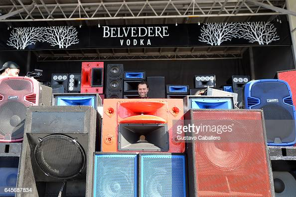 Sebastian Ingrosso performs live at Goya Foods' Grand Tasting Village Featuring Mastercard Grand Tasting Tents KitchenAid Culinary Demonstrations Day...