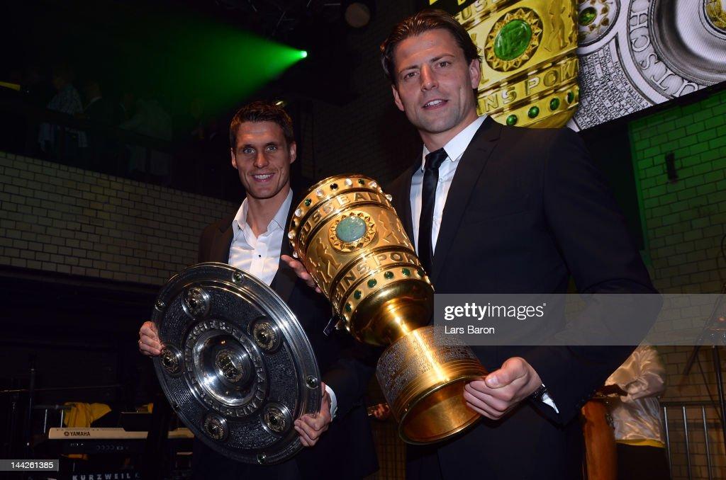 Borussia Dortmund Champions Party - DFB Cup Final