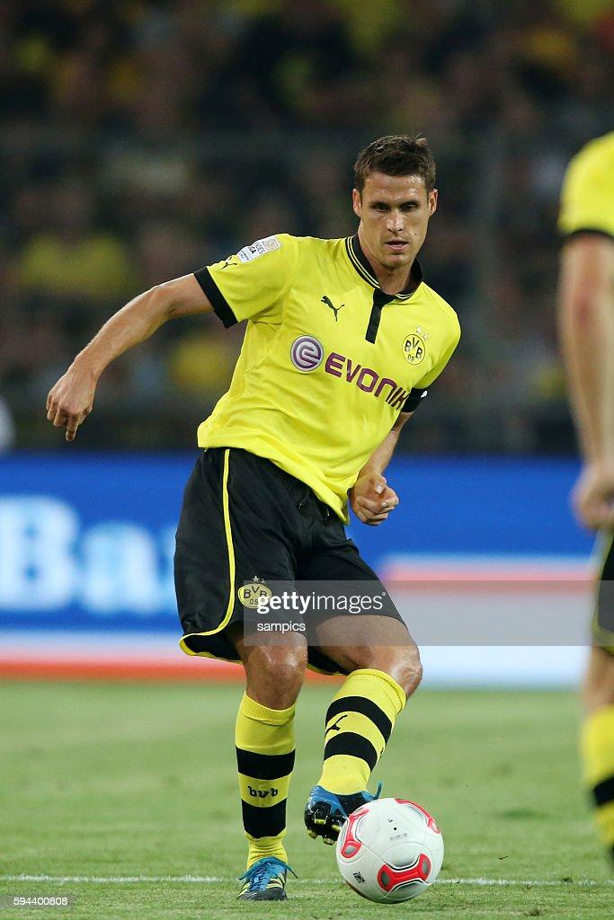 Sebastian Kehl Borussia Dortmund 1 Bundesliga Fussball Borussia Dortmund BVB SV Werder Bremen 21 2482012 Saison 2012/ 2013