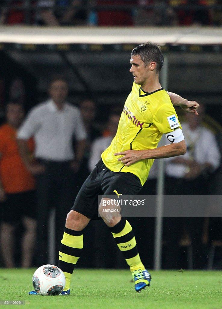 Sebastian Kehl Borussia Dortmund Supercup Fussball Borussia Dortmund BVB FC Bayern München 42 Saison 2013/ 2014