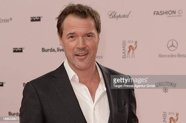 Sebastian Koch attends the Bambi Awards 2013 at Stage Theater on November 14 2013 in Berlin Germany