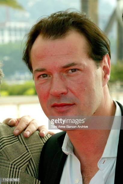 Sebastian Koch during 44th Monte Carlo Television Festival 'Stauffenberg' Photocall at Japanese Gardens in Monte Carlo Monaco