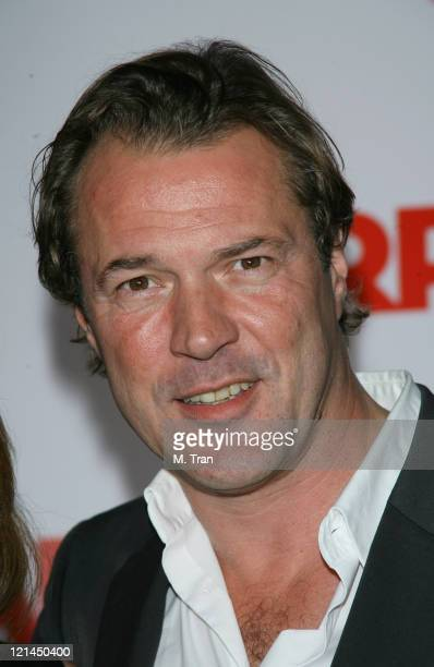Sebastian Koch during AARP The Magazine Toasts 2007 'Movies For Grownups Awards' Winners at Hotel BelAir in Los Angeles California United States