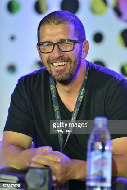 Sebastian Krys during The Billboard Latin Music Conference Awards I WANT TO BE NUMBER 1panel at Ritz Carlton South Beach on April 26 2017 in Miami...