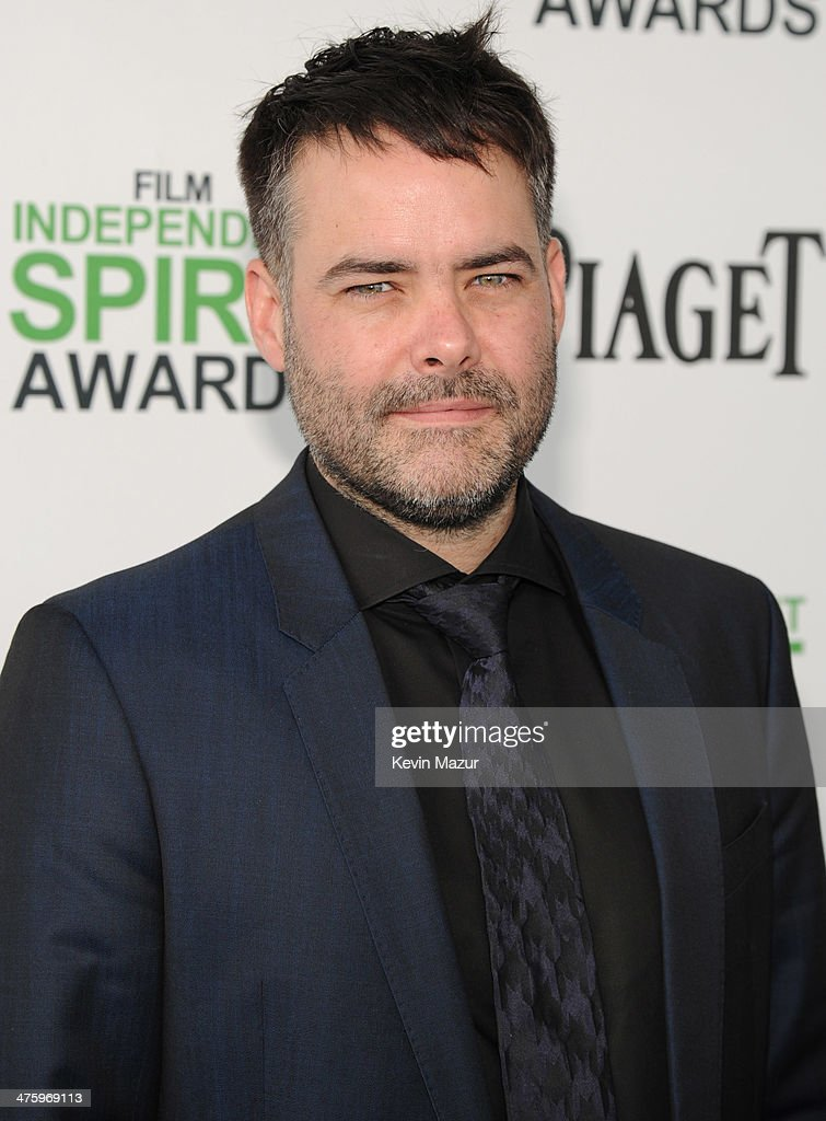 Sebastian Lelio attends the 2014 Film Independent Spirit Awards at Santa Monica Beach on March 1 2014 in Santa Monica California
