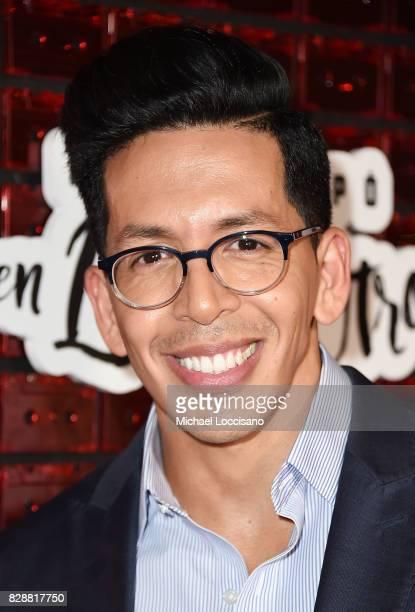 Sebastian MorelFerreira attends HBO Latino x Pedro Capo En Letra de Otro at La Marina Restaurant Bar Beach Lounge on August 9 2017 in New York City